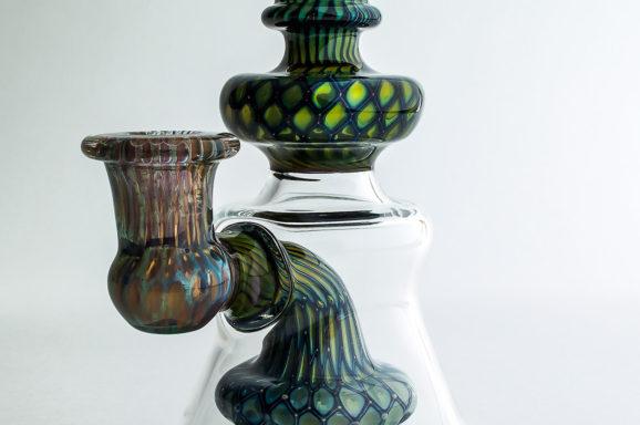Hondo Glass Fumetech Oil Rig